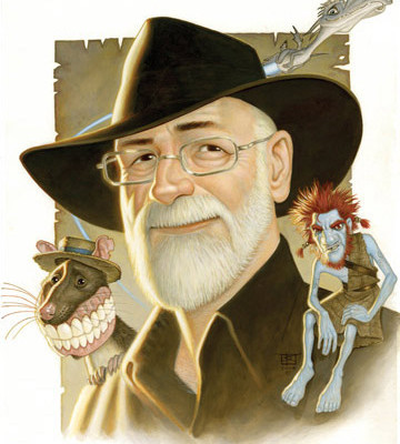 terry pratchett discworld