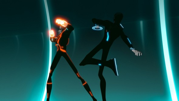 tron uprising image1 590x332 Wreck It Ralph, Avengers, Robot Chicken, Tron: Uprising win Annie Awards