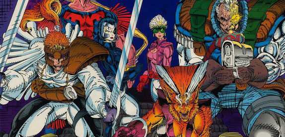x force banner 4 Reasons The Current COMIC BOOK Boom Is The Same As The 90s