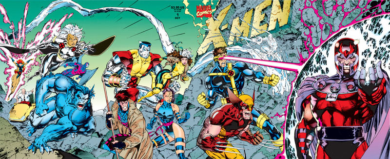 x men covers 90s 4 Reasons The Current COMIC BOOK Boom Is The Same As The 90s