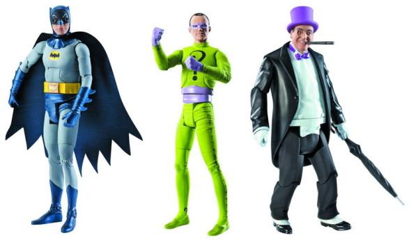 1bat66mattel 590x345 Holy Awesomeness, BATMAN! DC Launches Comic Based on 60s Show