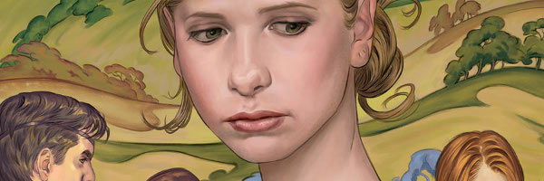 Buffy Season 9 Banner Buffy The Vampire Slayer Season 9 #20 Review