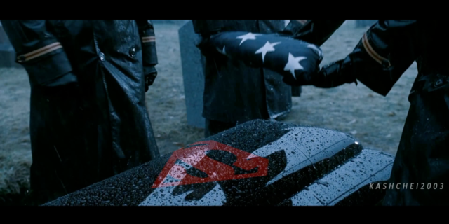 COFFIN 1 Fan Video DOOMSDAY vs SUPERMAN, WONDER WOMAN, & BATMAN