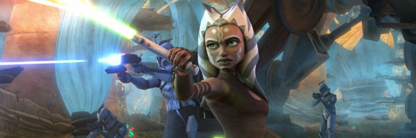 ahsoka clone wars CLONE WARS Cancelled in Favor of New STAR WARS Show... And We Cant Even Blame George Lucas