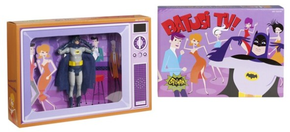 batusi batman 590x270 Holy Awesomeness, BATMAN! DC Launches Comic Based on 60s Show