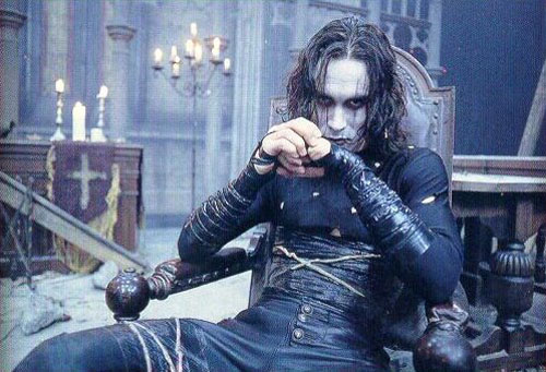 FANGIRL UNLEASHED: Is THE CROW A Classic?