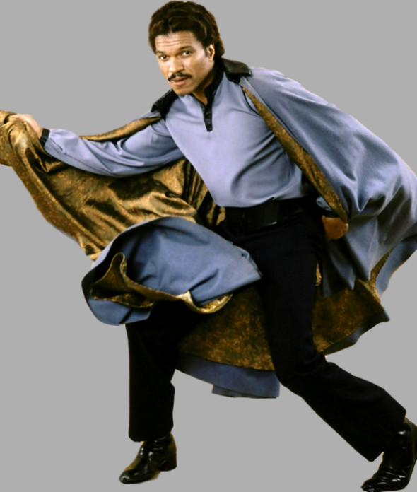 Lando Asked To Join OLD PEOPLE IN SPACE... I Mean STAR WARS EPISODE 7