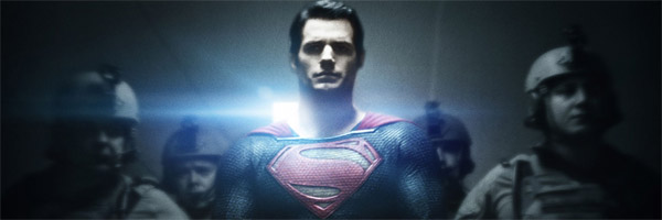 manofsteel1 Stop Complaining When SUPERHERO Movies Are Different Than The Comics!