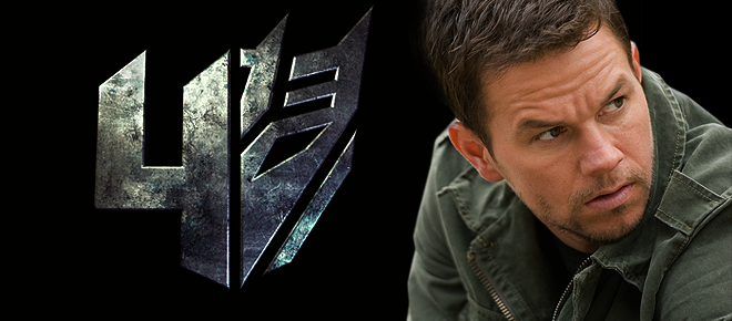 mark wahlberg transformers 4 banner slice Mark Wahlberg Says TRANSFORMERS 4 Is a More Personal Affair.  Translation: 1 Less Explosion