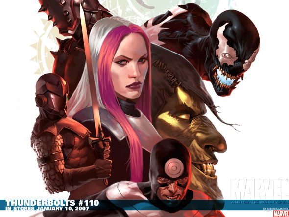 thunderbolts 590x442 Things Are Starting to Look Up: Phil Noto Joins Thunderbolts in Issue 7