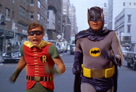 untitled Holy Awesomeness, BATMAN! DC Launches Comic Based on 60s Show