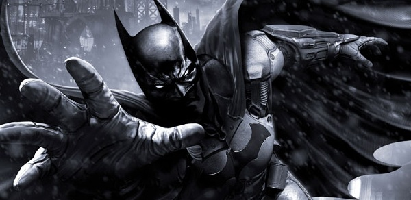 Batman Arkham Origins Banner RYAN GOSLING Considered for Batman, but Declined Due To Multiple Sequels