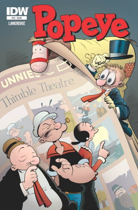 Popeye 12 461x700 Popeye #12 Review