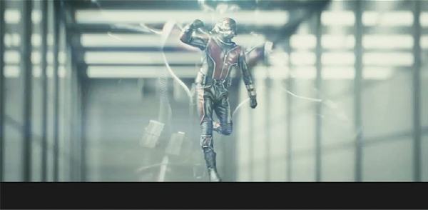 ant man test footage 2 600x294 Former BATMAN Actor Says AVENGERS Is Better Than Planned JUSTICE LEAGUE Movie
