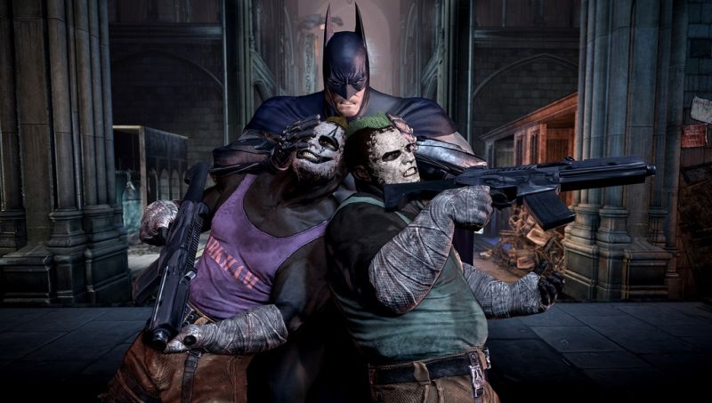 batman 1 3 Reasons Why Were So Excited For BATMAN: ARKHAM ORIGINS