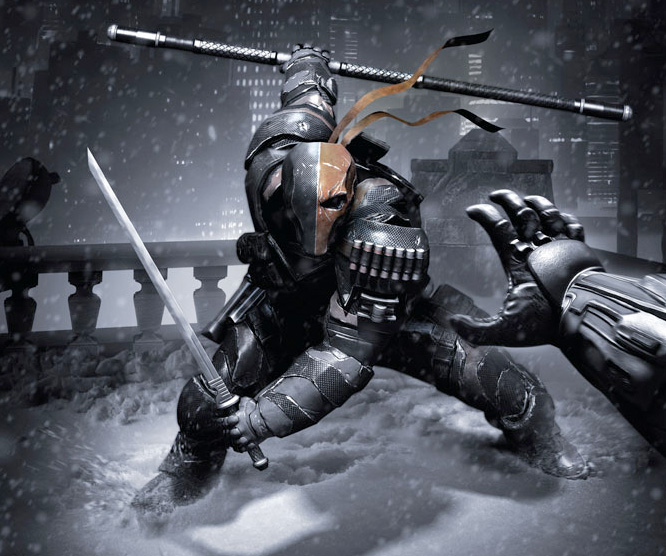 batman arkham origins deathstroke 3 Reasons Why Were So Excited For BATMAN: ARKHAM ORIGINS
