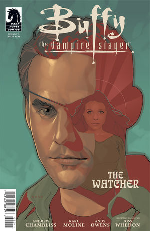 buffythevs920 Buffy The Vampire Slayer Season 9 #20 Review