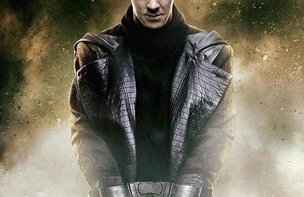 cumberbatch star trek