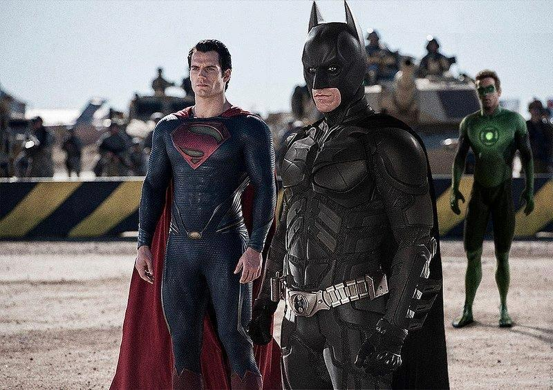 BATMAN VS SUPERMAN Is The Name of MAN OF STEEL 2