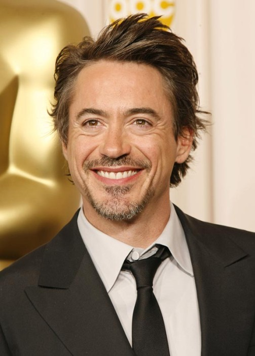 robert downey jr tall