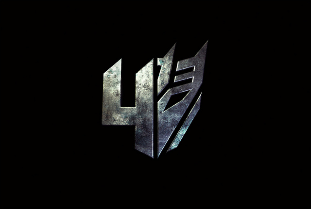 transformers 4 logo1 DINOBOTS Confirmed for TRANSFORMERS 4 on Call Sheet