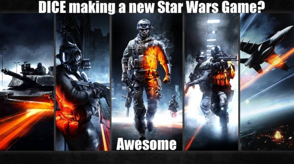 EA DICE Star Wars 590x331 Fear not Fanboys! EA Getting STAR WARS License Is A Good Thing