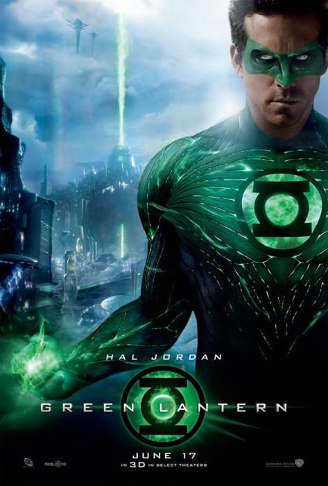 Green Lantern Movie Poster Ryan Reynolds 473x700 Ryan Reynolds Could Still Play GREEN LANTERN in BATMAN VS SUPERMAN
