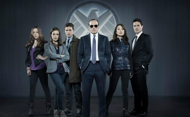 Mid-season Teaser for AGENTS OF S.H.I.E.L.D.