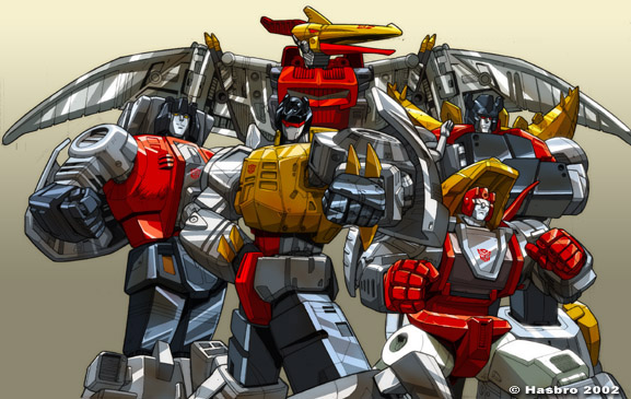TRANSFORMERS 4 Producer Confirms DINOBOTS