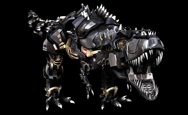 DINOBOTS! DINOBOTS! DINOBOTS! Transformers 4 Merch