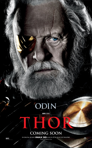 ODIN Dies In THOR: THE DARK WORLD?