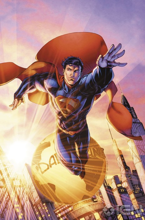 variant Brett Booth 463x700 DC Attacks Fans With Superman Unchained Variant Covers Celebrating Superman Turning 75.