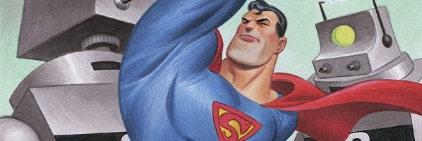 variant cover DC Attacks Fans With Superman Unchained Variant Covers Celebrating Superman Turning 75.