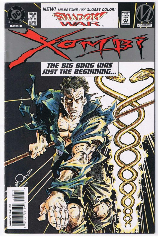 xombi 5 SUPERHERO & SCI FI MOVIES That Could Add A Little Color to The Big Screen