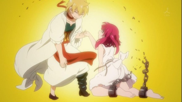 Magi 12.81 590x331 ANIME MONDAY 6/17/13