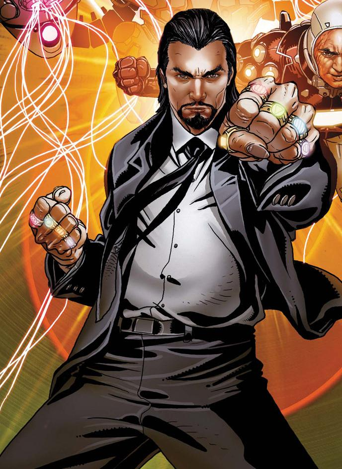 Mandarin (Earth 616) from Invincible Iron Man Vol 1 511 cover Top 5 Supervillains of Color in Comics