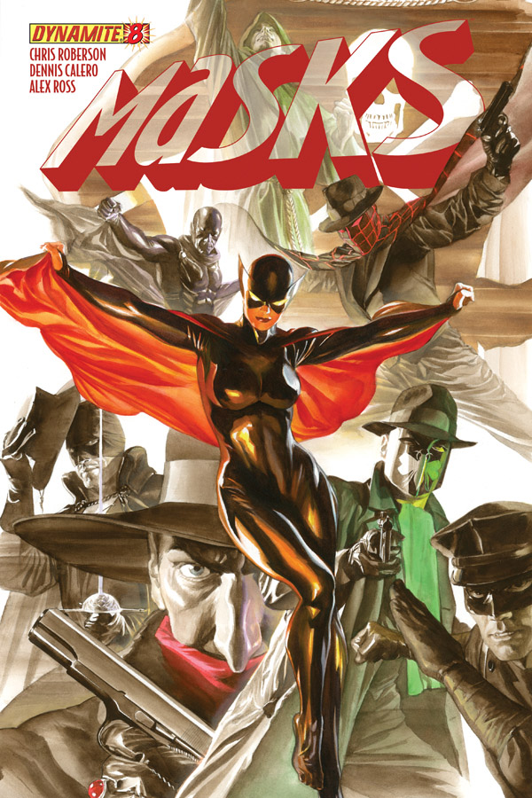 Masks08 Cov Ross MASKS #8 Review