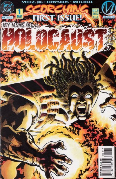 My Name is Holocaust 1 Top 5 Supervillains of Color in Comics