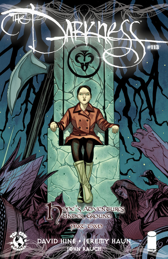 The Darkness 113 C The Darkness #113 Review