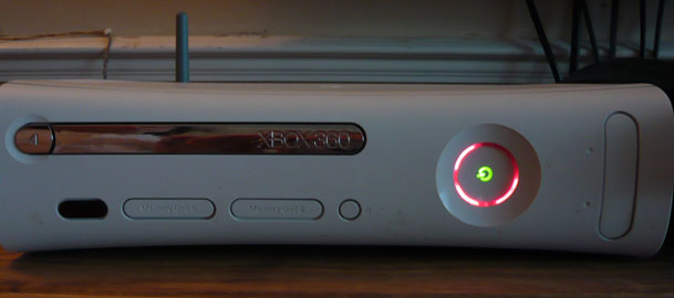 Xbox 360 Red Ring CONTRARION FANBOY: Microsoft Has The Right Idea With Xbox One
