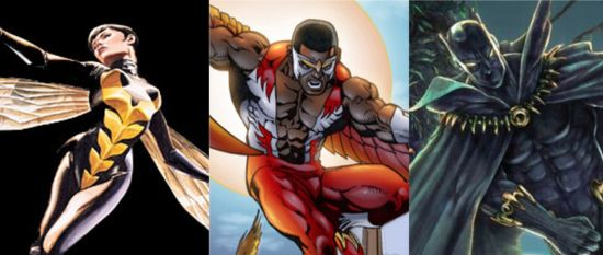 avengers 2 seven team members The State Of Diversity At MARVEL