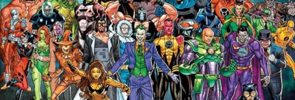 dc super villains poster10y1 Top 5 Supervillains of Color in Comics
