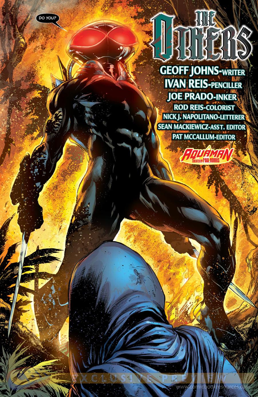 manta Top 5 Supervillains of Color in Comics