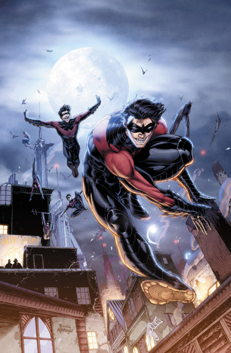 2645046 nightwing print  1  459x700 4 Reasons Why The Next ARKHAM Game Should Be NIGHTWING