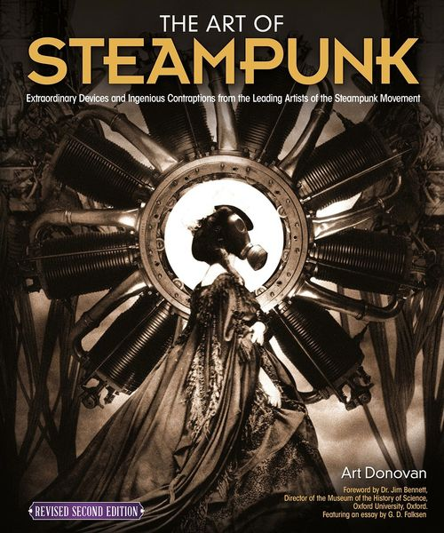 6a0133f3b539e4970b017ee8844916970d 500wi The Art of STEAMPUNK (Revised Second Edition) Review