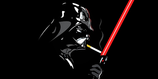 A Smoking Darth Vader Twitter Header Banner 5 Ways Darth Vader Could Return in STAR WARS EPISODE 7
