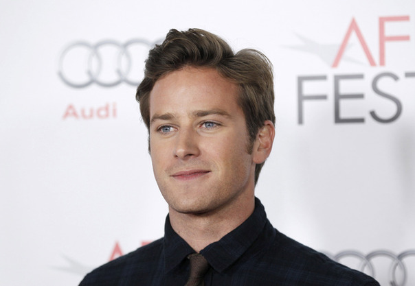 Armie Hammer gallery primary Top 5 Actors for Bruce Wayne in  BATMAN VS SUPERMAN !