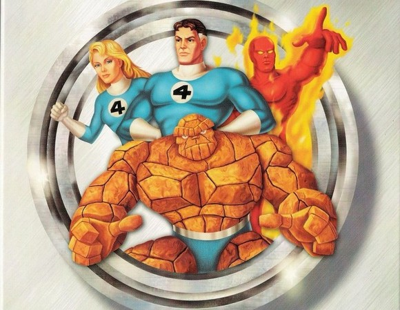 Fantastic Four FANTASTIC FOUR REBOOT Has A Shortlist of Actors...