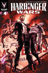 HWARS 004 COVER Harbinger Wars #4 Review