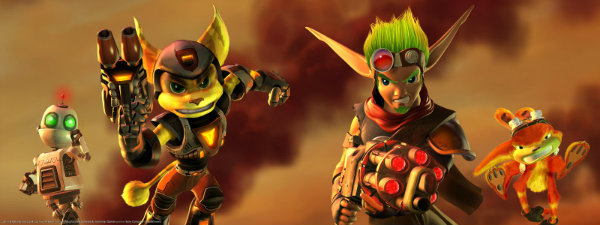 Jak Rachet Could We Be Getting A RATCHET & CLANK/JAK & DAXTER Crossover?!